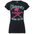 The Goonies Women's Skull T-Shirt - Black: Image 1