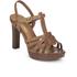 Lauren Ralph Lauren Women's Shania Heeled Sandals - Polo Tan: Image 2