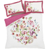 Catherine Lansfield Bright Floral Bedding Set - Multi: Image 2