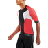 Skins Cycle Men's Tremola Due Short Sleeve Jersey - Black/White/Red: Image 3