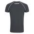 Męski T-Shirt z rękawem reglan Myprotein - czarny: Image 2
