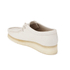 Clarks Originals Women's Wallabee Shoes - Off White: Image 6