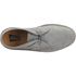Clarks Originals Women's Suede Desert Boots - Blue/Grey: Image 3