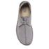 Clarks Originals Men's Desert Trek Leather Boots - Blue/Grey: Image 5