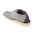 Clarks Originals Men's Desert Trek Leather Boots - Blue/Grey: Image 6