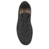 Clarks Originals Men's Desert Boots - Black Suede: Image 5