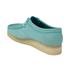 Clarks Originals Women's Wallabee Shoes - Light Blue: Image 6