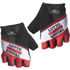 Lotto Soudal Mitts 2016 - Red/White: Image 1