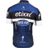 Etixx Quick-Step Short Sleeve Jersey 2016 - Black/Blue: Image 2