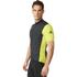 adidas Supernova Ref Short Sleeve Jersey - Black/Semi Solar Slime: Image 4
