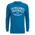 Jack & Jones Men's Seek Crew Neck Sweatshirt - Mykonos: Image 1