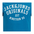 Jack & Jones Men's Seek T-Shirt - Mykonos: Image 3