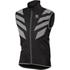 Sportful Reflex Gilet - Black: Image 1