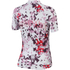Sportful Game Children's Short Sleeve Jersey - White/Pink: Image 2