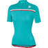Sportful Allure Women's Short Sleeve Jersey - Blue: Image 1