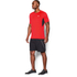Under Armour Men's CoolSwitch Run Short Sleeve T-Shirt - Red: Image 4