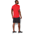 Under Armour Men's CoolSwitch Run Short Sleeve T-Shirt - Red: Image 5