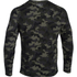 Under Armour Men's Storm Rival Fleece Printed Crew Sweatshirt - Green/Grey: Image 2
