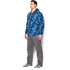 Under Armour Men's Storm Rival Fleece Printed Hoody - Blue: Image 4