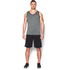 Under Armour Men's Tech Tank Top - Black: Image 3