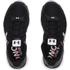 Under Armour Women's Micro G Assert G Running Shoes - Black/Red/White: Image 4