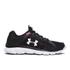 Under Armour Women's Micro G Assert G Running Shoes - Black/Red/White: Image 1