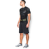 Under Armour Men's Transform Yourself Batman Compression Short Sleeve Shirt - Black: Image 4
