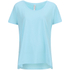 Under Armour Women's Studio Oversized Short Sleeve T-Shirt - Blue: Image 1