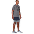 Under Armour Men's Mirage 2 in 1 Training Shorts - Navy Blue: Image 4