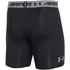 Under Armour Men's HeatGear CoolSwitch Shorts - Black: Image 2