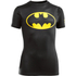 Under Armour Boy's Transform Yourself Batman Baselayer - Black: Image 1