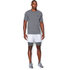 Under Armour Men's Mirage 2 in 1 Training Shorts - White: Image 3