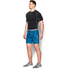 Under Armour Men's HeatGear CoolSwitch Shorts - Electric Blue: Image 4