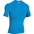 Under Armour Men's HeatGear CoolSwitch Compression Short Sleeve Shirt - Electric Blue: Image 2