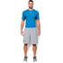 Under Armour Men's HeatGear CoolSwitch Compression Short Sleeve Shirt - Electric Blue: Image 3