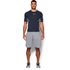 Under Armour Men's HeatGear CoolSwitch Compression Short Sleeve Shirt - Navy Blue: Image 3