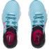Under Armour Women's SpeedForm Gemini 2 Running Shoes - Blue/Black/Red: Image 4