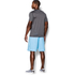 Under Armour Men's Raid Short Sleeve T-Shirt - Grey: Image 5