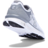Under Armour Women's Micro G Speed Swift Running Shoes - Grey/White: Image 2