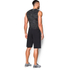 Under Armour Men's HeatGear CoolSwitch Compression Tank Top - Black/Grey: Image 5