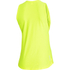 Under Armour Women's CoolSwitch Sleeveless Tank Top - Yellow: Image 2