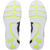 Under Armour Men's Charged Ultimate Low Training Shoes - Black/White: Image 3