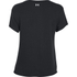 Under Armour Women's Studio Boxy Crew T-Shirt - Black: Image 2
