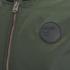 4Bidden Men's Radar Bomber Jacket - Khaki: Image 3