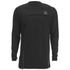 4Bidden Men's Banton Long Sleeve Turtle Neck Top - Black: Image 1