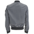 4Bidden Men's Action Bomber Jacket - Grey: Image 2