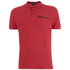 Smith & Jones Men's Mascaron Zip Pocket Polo Shirt - True Red: Image 1