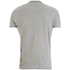 Smith & Jones Men's Mascaron Zip Pocket Polo Shirt - Mid Grey Marl: Image 2