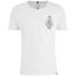 Smith & Jones Men's Maqsurah Back Print T-Shirt - White: Image 1