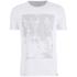 Smith & Jones Men's Diazoma Print T-Shirt - White: Image 1